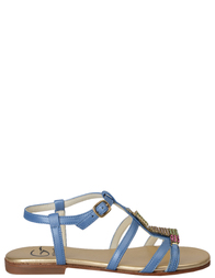 Детские сандалии для девочек GALLUCCI 798azzurro_blue