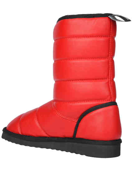 красные женские Угги Love Moschino AGR-24103_red 4315 грн
