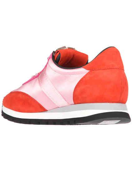 розовые женские Кроссовки Cesare Paciotti 461905-pink 8042 грн