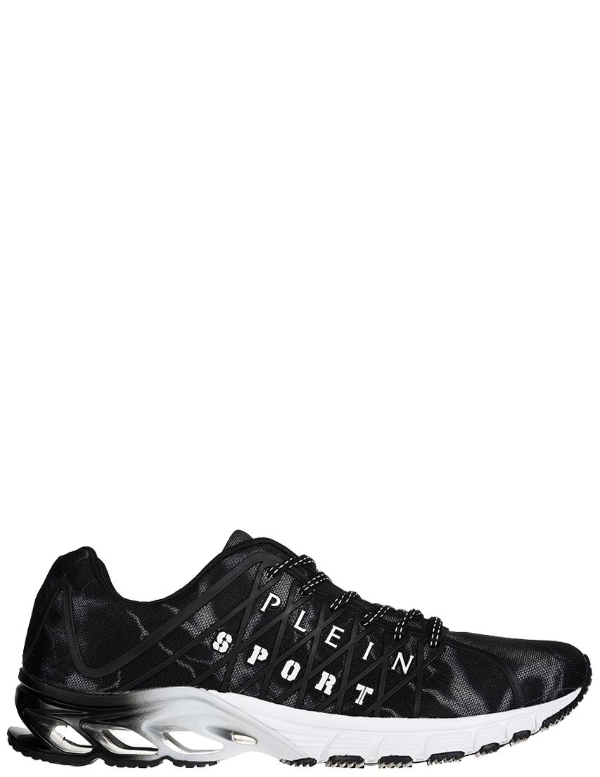 Мужские кроссовки Plein Sport 0895_black