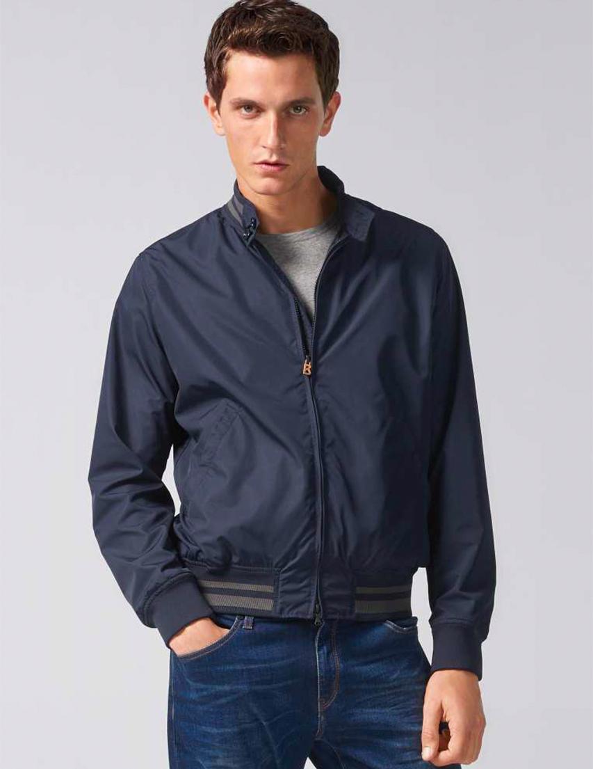 Купить Куртка, BOGNER, Синий, 100%Полиэстер;65%Полиэстер 35%Хлопок;99%Полиамид 1%Эластан, Весна-Лето