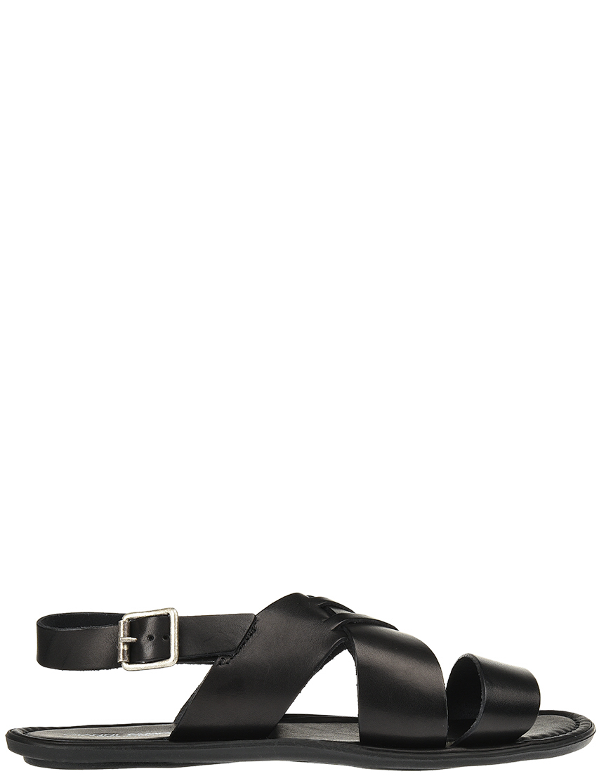 Мужские сандалии GIANNI FAMOSO 73759_black