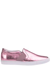 Женские слипоны LANVIN PARIS Rac8A_pink
