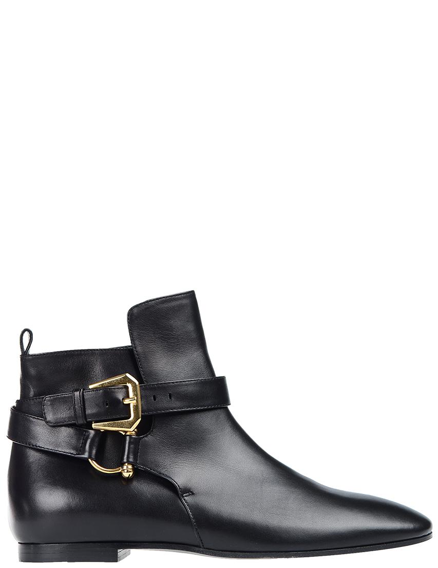 Купить Ботинки, INES DE LA FRESSANGE, Черный, Осень-Зима