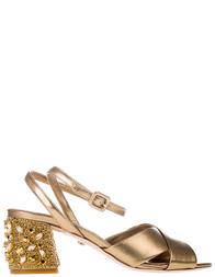 Женские босоножки Le Silla 365_gold