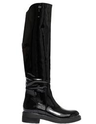 Женские сапоги Genuin Vivier 62680_black