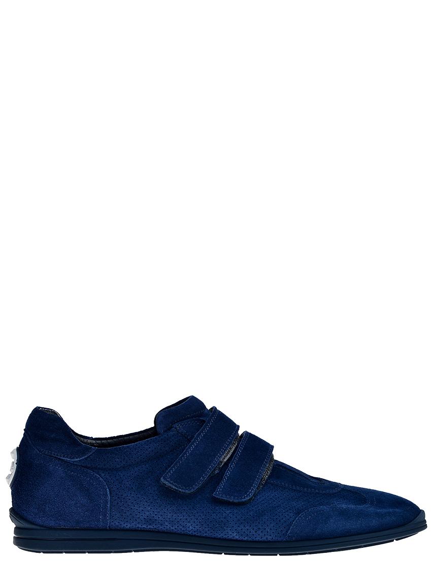 Мужские кроссовки Gianfranco Butteri 6750_blue