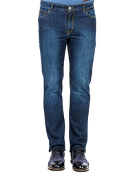 Мужские джинсы TRUSSARDI JEANS 52J00001-U280_blue