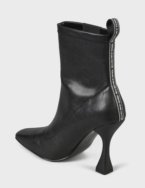 черные Ботильоны Versace Jeans Couture 71VA3S86-899 размер - 36; 37; 38; 39