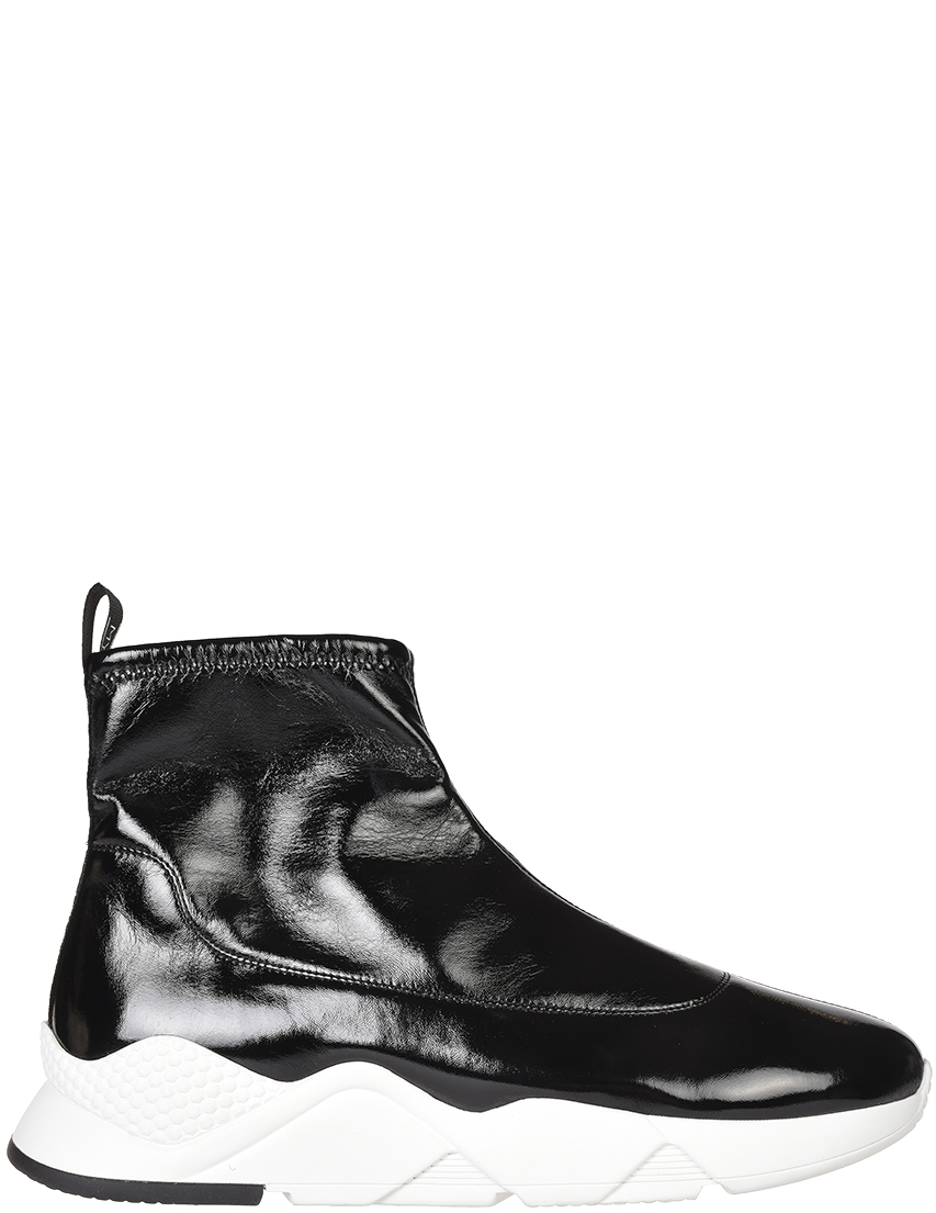Женские ботинки My Grey 028-NL-STR_black