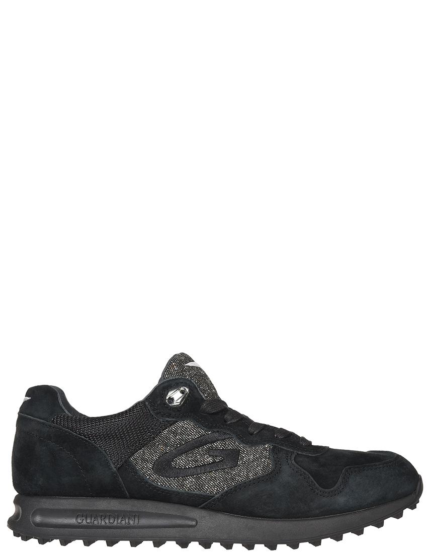Мужские кроссовки Alberto Guardiani 77401-З-R-blunotte_black