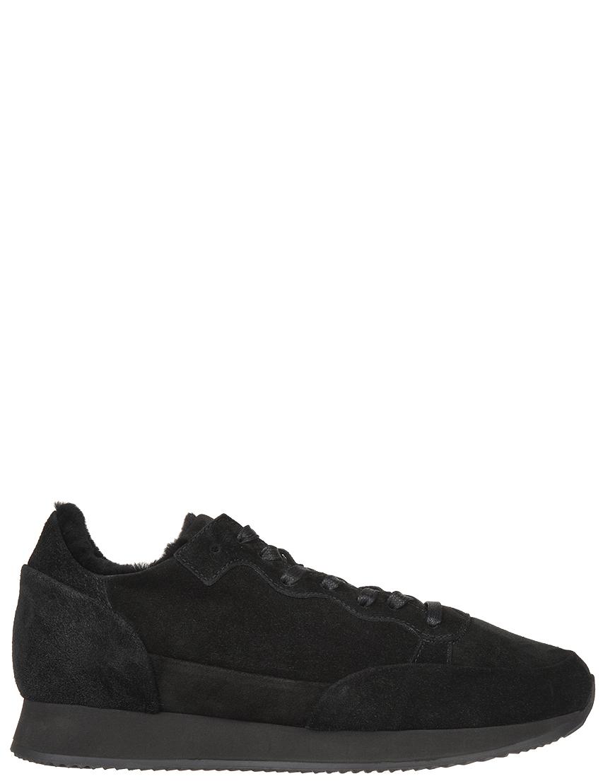 Мужские кроссовки Philippe Model DM02_black
