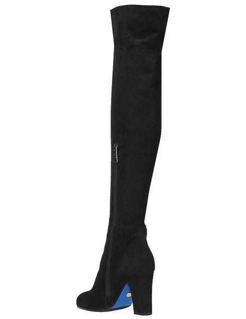женские черные Ботфорты Loriblu AGR-19101zam_black - фото-2