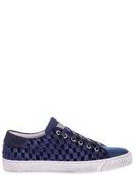 Женские кеды STOKTON 2539_blue