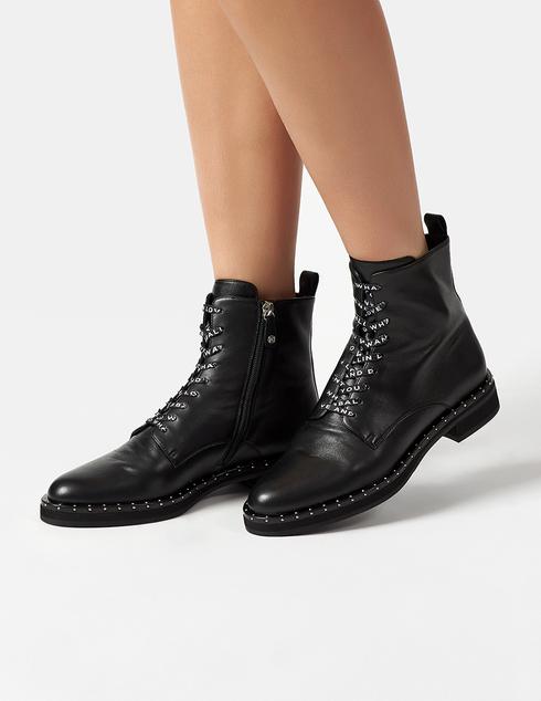 черные Ботинки Ballin B9W9062-1751999