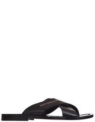 Мужские шлепанцы John Galliano 2453_black