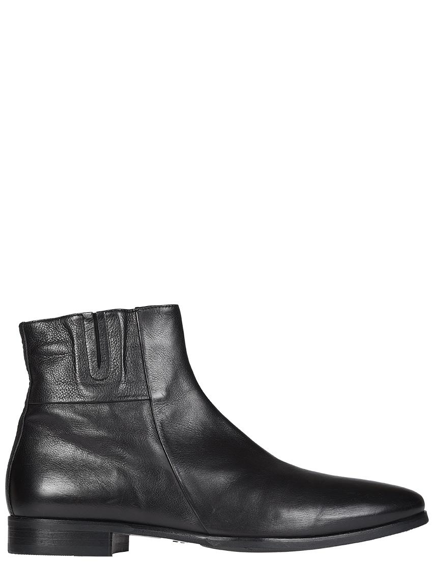 Купить Ботинки, GIAMPIERO NICOLA, Черный, Осень-Зима