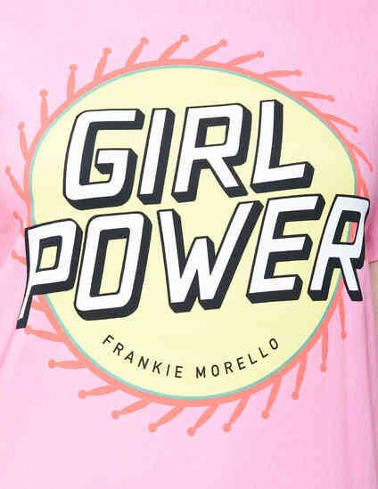 Frankie Morello FWCS8177TS-P09-pink фото-4
