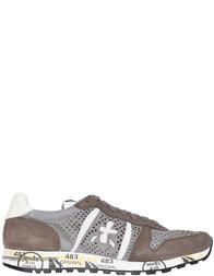 Мужские кроссовки Premiata 2123_gray
