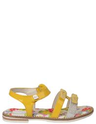 Босоножки для девочек MONNALISA 8C5038_yellow
