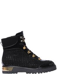 Женские ботинки Loretta Pettinari 11088_black