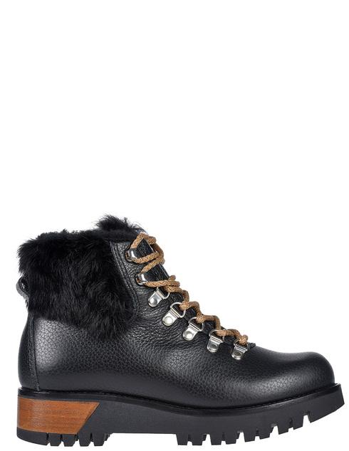 женские черные Ботинки Montelliana MNTL4_997-BLACK - фото-6