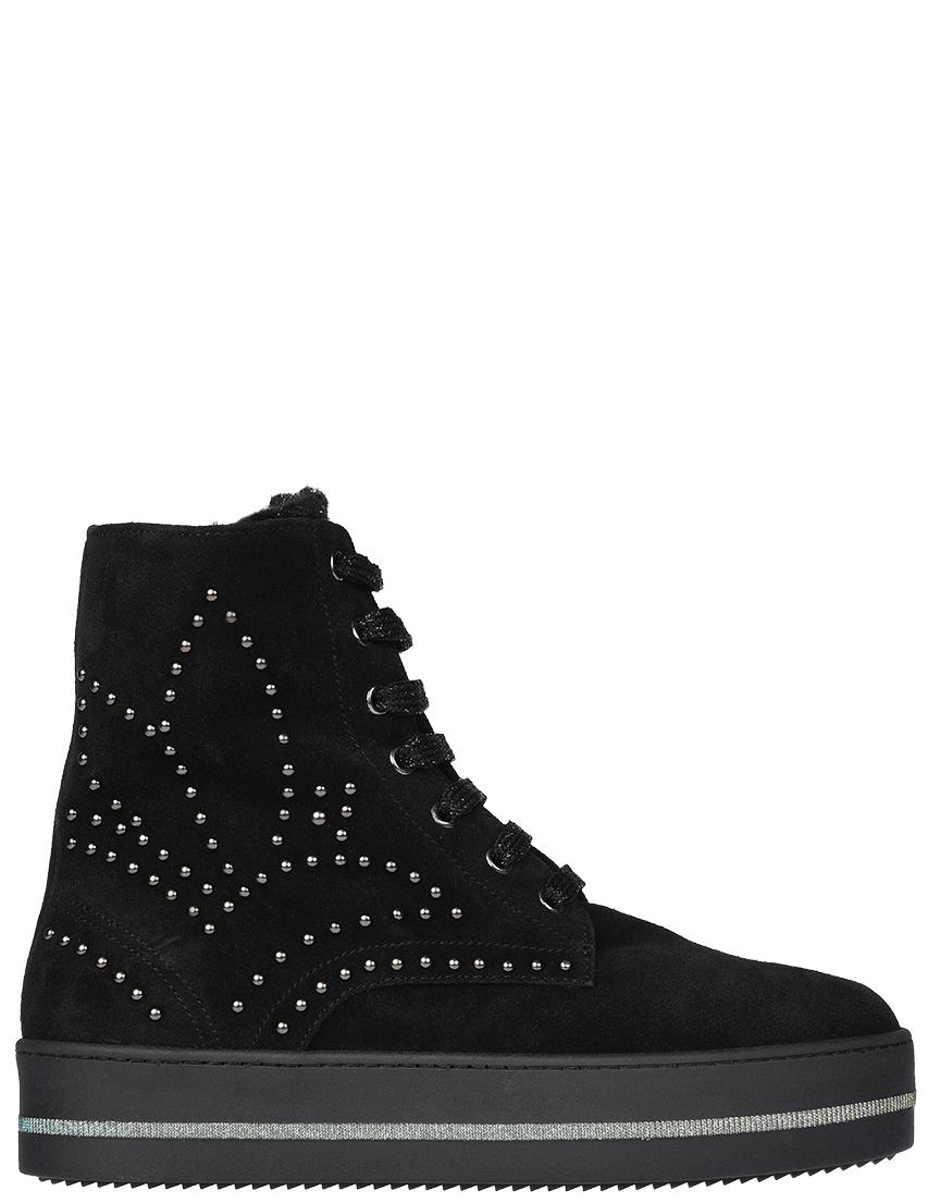 Женские ботинки Tines 7019_black