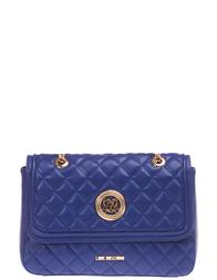 Женская сумка LOVE MOSCHINO 4207_blue