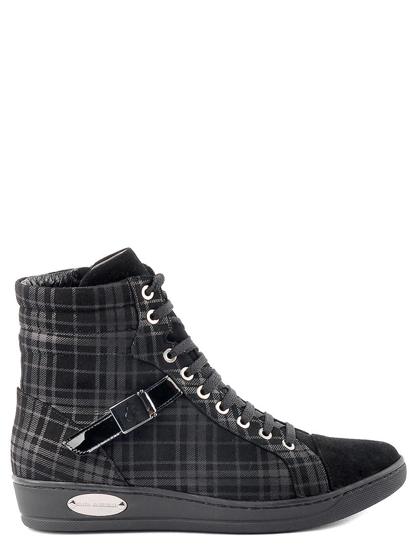 Женские ботинки GIADA GABRIELLI 1229black
