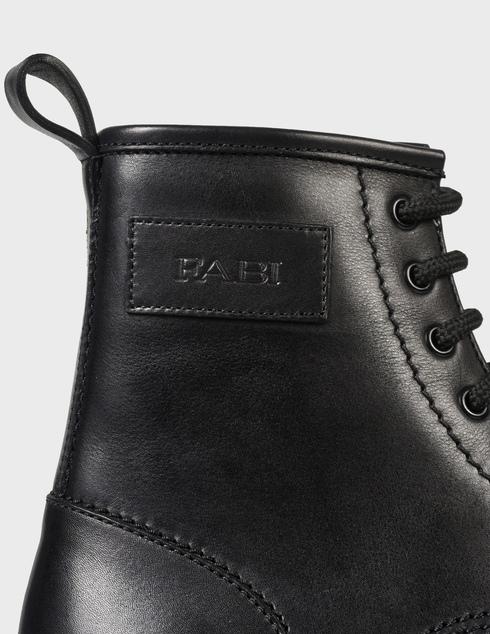 мужские черные Ботинки Fabi FU0313A-900 - фото-7