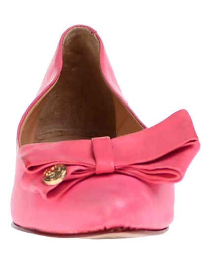 розовые Балетки Schutz 4233-5_pink размер - 36