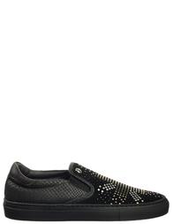 Женские слипоны RICHMOND AGR-6355-black