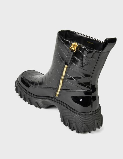 женские черные Ботинки Kat Maconie EMILE - фото-2