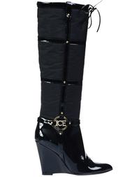 Женские сапоги ICEBERG 1343_black