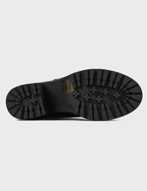 женские черные  Ботинки Versace Jeans Couture 71VA3S90-899 - фото-5