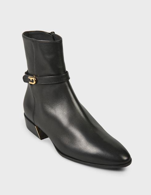 женские черные Ботинки Furla YD28FGC - фото-2