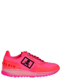 Женские кроссовки PHILIPP PLEIN 150496_pink