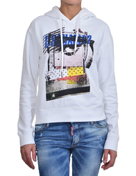 Джемпер DSQUARED2 0077_white