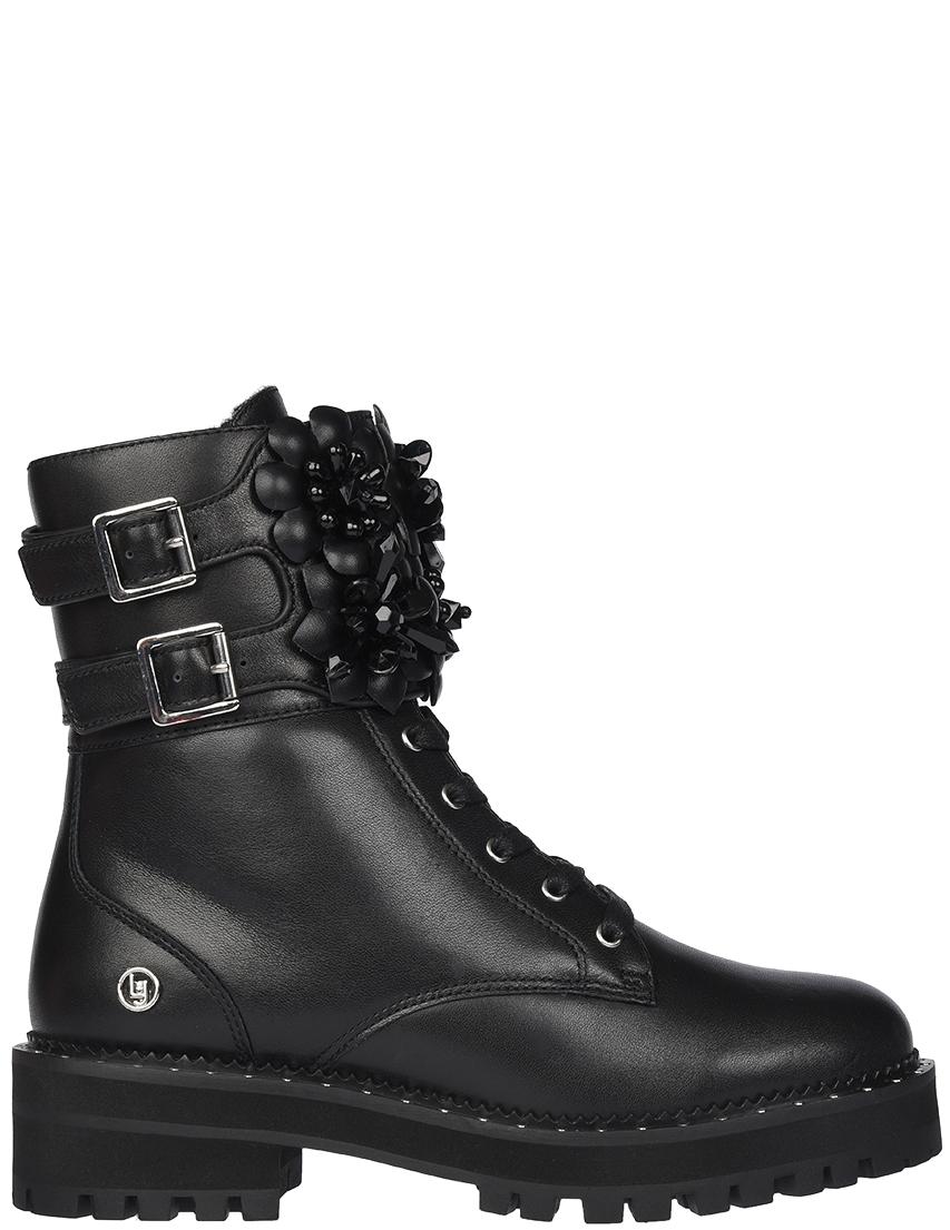 Женские ботинки Liu Jo 68097_black