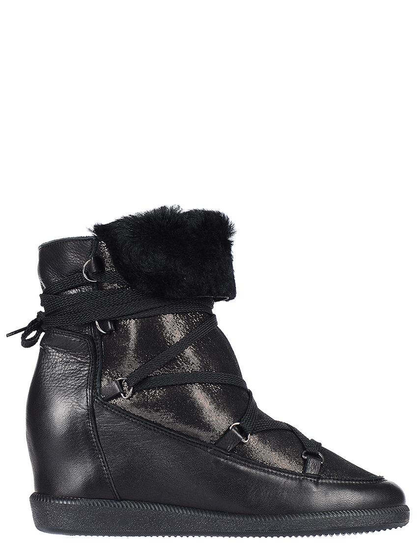 Женские ботинки GRIFF ITALIA 5000_black