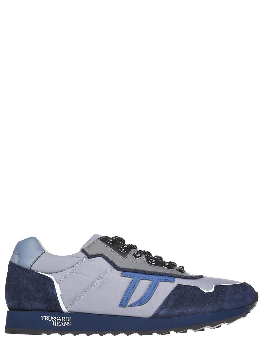 Мужские кроссовки Trussardi Jeans 00103-U603_gray