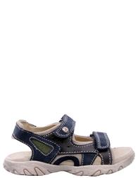 Детские сандалии для мальчиков NATURINO Gavin-blue