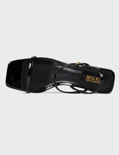 черные женские Босоножки Versace Jeans Couture E0VWAS32-899 3550 грн