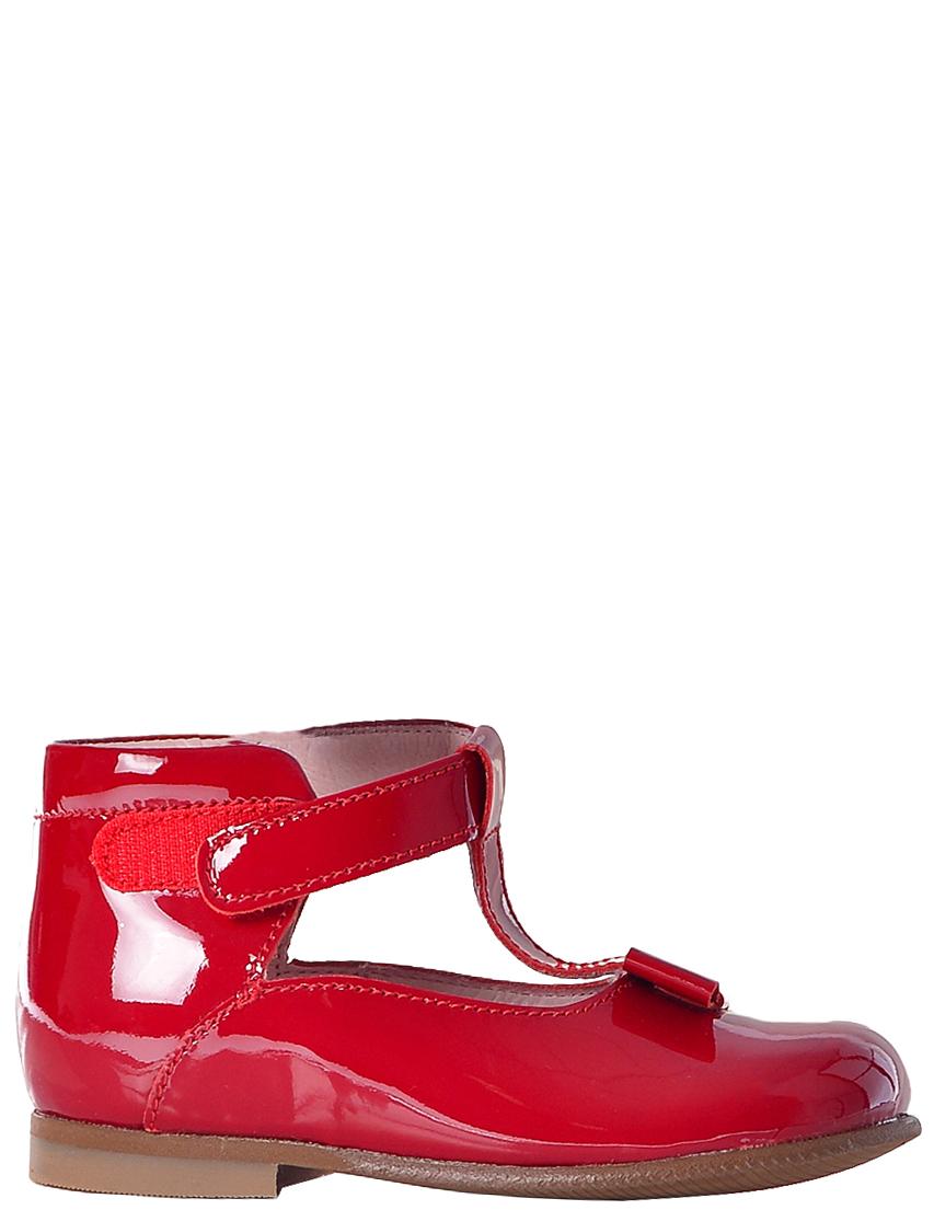 Купить Туфли, JACADI PARIS, Красный, Осень-Зима