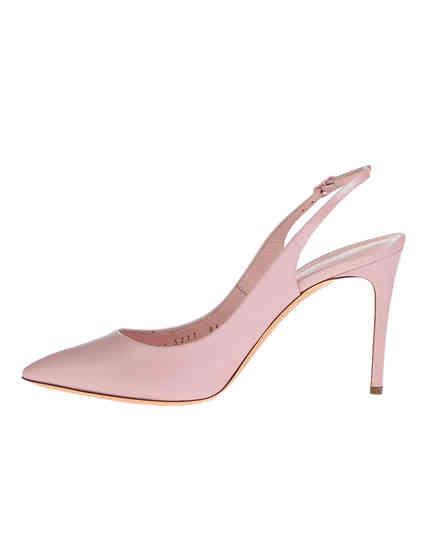 розовые женские Босоножки Casadei 5211_pink 6661 грн
