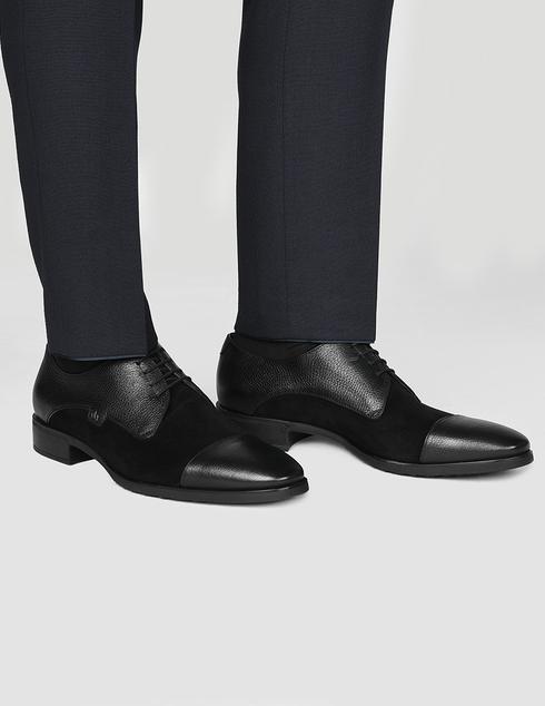 черные Туфли Aldo Brue AB485BP-CMTU