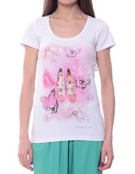Женская футболка BLUGIRL BFA192663511