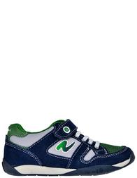 Детские кроссовки для мальчиков Naturino Sport-463-navy_blue