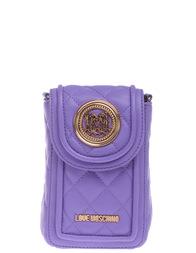Женская сумка LOVE MOSCHINO 4200_violet