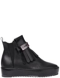 Женские ботинки GKM 2873_black